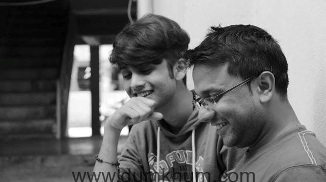 Rajib Mukherjee in a still from 'Kyunki..