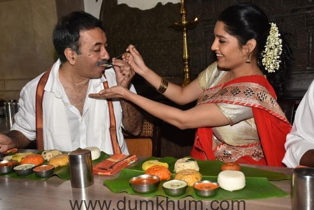 Raju Hirani & Ritika