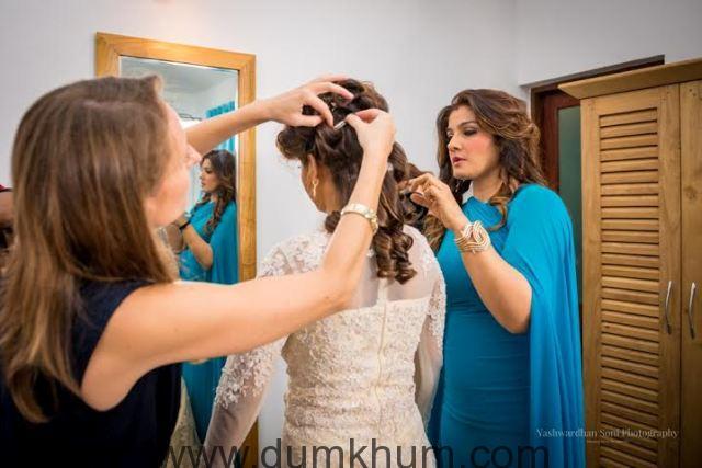 Raveena Tandon celebrations galore-