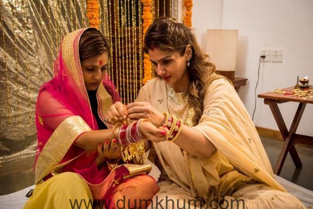 Raveena Tandon celebrations galore