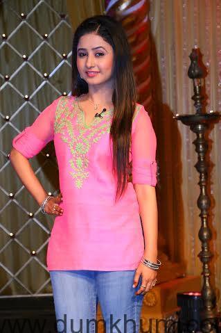 Sana Sheikh as Aradhya on COLORS' Krishndasi launch