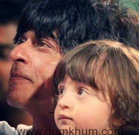 Shahrukh Khan & Abram