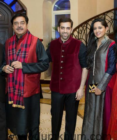 Shatrughan-Sinha,-Kush-Sinha,-Taruna-Sinha