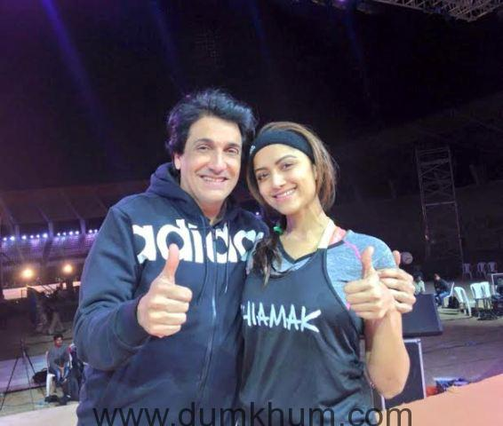 Shiamak Excited for his Southern Sojourn with IIFA Utsavam-3