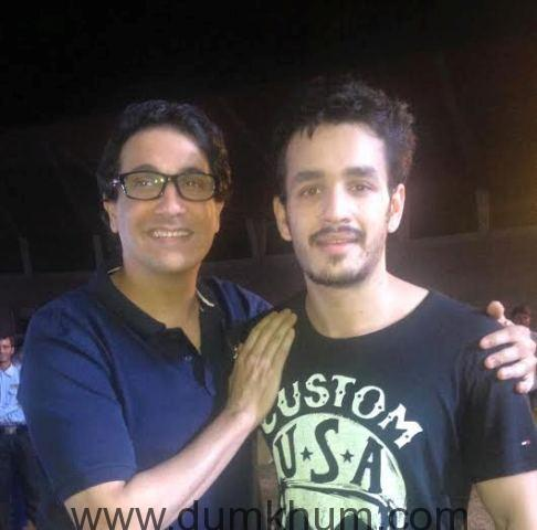 Shiamak Excited for his Southern Sojourn with IIFA Utsavam-5