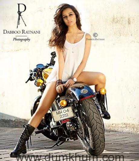 Shraddha Kapoor's Daboo Ratnani calendar shoot images out now!