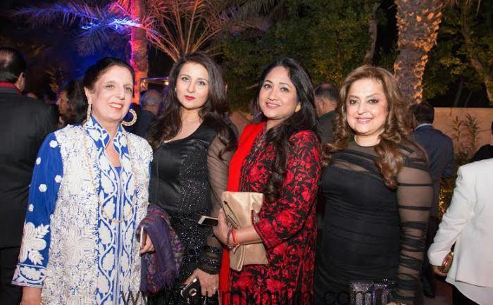Sweetie-Burman,Poonam-Dhillon,-Abhinanda-Aggrawal,-Veena-Nandha