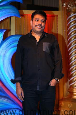 Vipul Shah - Producer, Optimystix Ente ... t the launch of COLORS' Krishndasi