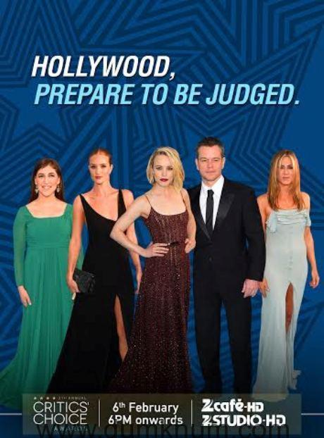 21st Anuual Critics Choice Awards 2016