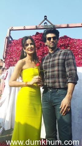 Aditya and Katrina's International Rose Day celebrations at Jaipur's Jai Mahal Palace-1