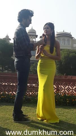Aditya and Katrina's International Rose Day celebrations at Jaipur's Jai Mahal Palace-3