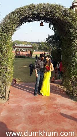 Aditya and Katrina's International Rose Day celebrations at Jaipur's Jai Mahal Palace-4