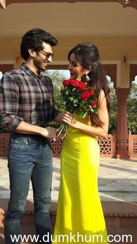 Aditya and Katrina's International Rose Day celebrations at Jaipur's Jai Mahal Palace-5