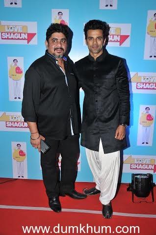 Anuj Sachdeva with Rajan Sahi