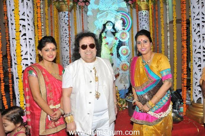 Bhappi Lahiri with Shomu Mitra