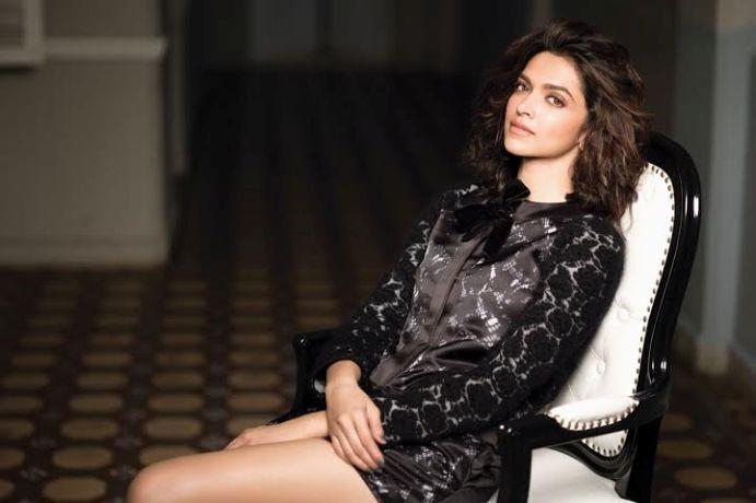 Deepika's international venture has got her fan's curious and how!