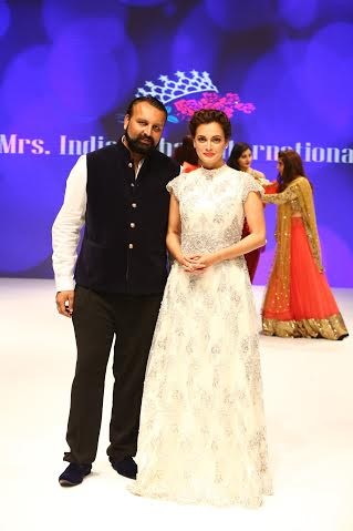Gagan Sharma & Dia Mirza