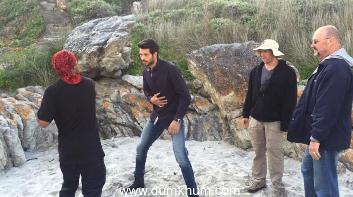 Ishq Forever' Lead Actor Krishna Chaturvedi Was Trained By 'Mad Max Fury Road' Stunt Team-