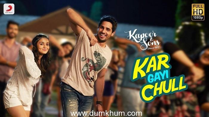 Badshah's 'Kar Gayi Chull' from Kapoor & Sons