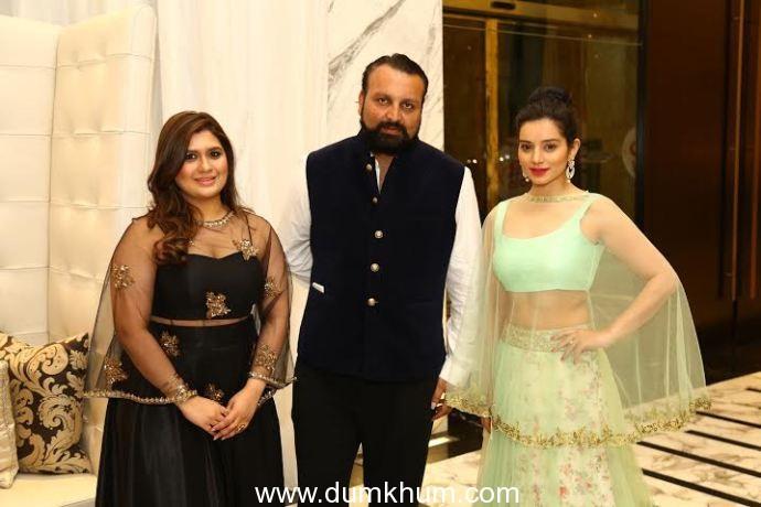 Manali Jagtap, Gagan Sharma, Sukirti Kandpal.