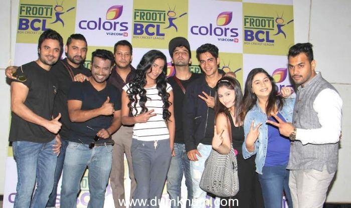 Mayank Singh (Owner Team Rowdy Ba ... along with Team Rowdy Bangalore