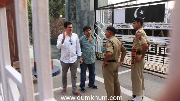 Omung Kumar's Sarbjit struggles to get permission to shoot at Wagah Border
