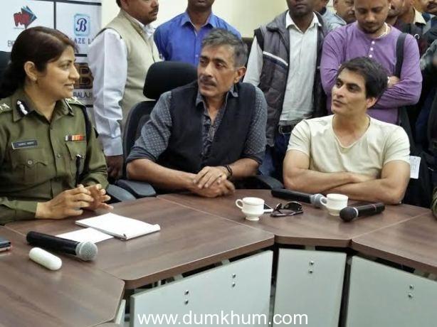 Prakash Jha's Jai Gangaajal Dialogues Impress A Real Life Abha Mathur-