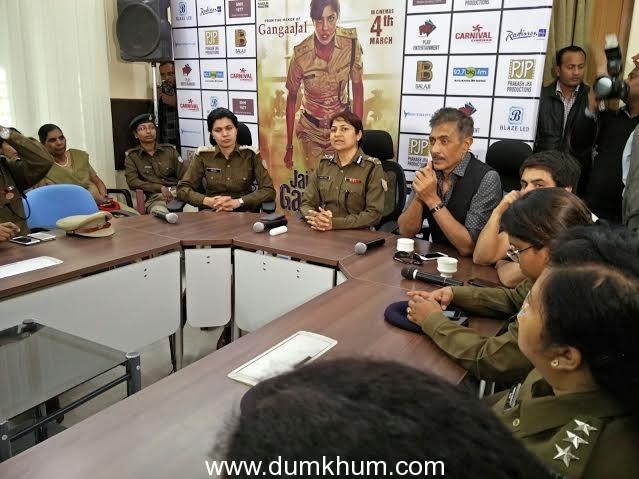Prakash Jha's Jai Gangaajal Dialogues Impress A Real Life Abha Mathur-1