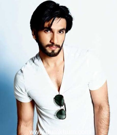 Ranveer Singh has his take on Fashion !