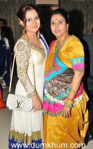 Shomu Mitra with Liza Malik