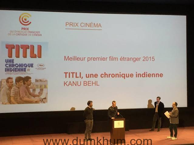 Titli award