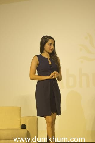 When Shraddha visited the IIT Powai campus...