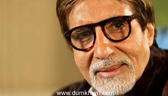 This Shall Be My First Association with TOIFA – Amitabh Bachchan