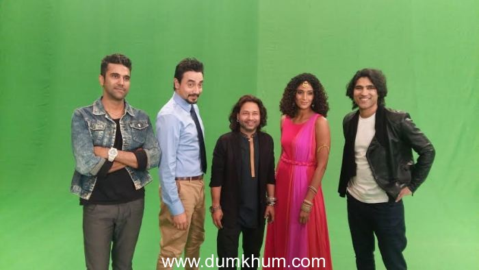 Mantra in Kailash Kher's 'Ishq Anokha'