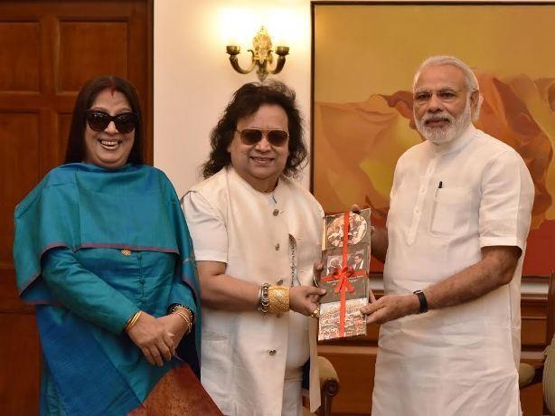 "1st time in the history, Music Icon Bappi Lahiri directorial short film ""Slumstars of India"" released by three Prime Ministers of different Countries- India, Bangladesh & Nepal – Narendra Modi, Sheikh Hasina & Khadga Prasad Sharma Oli"