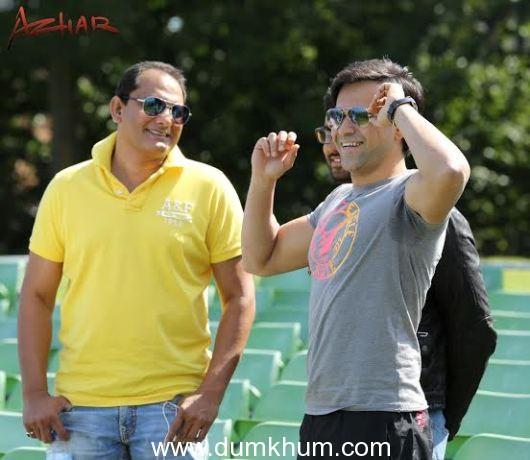 Emraan Hashmi gives his reasons for choosing Azhar!