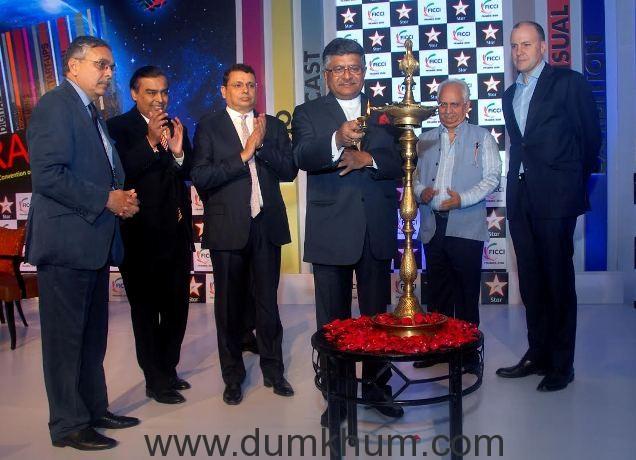 Digitial India is $ 1 trillion business proposition – Ravi Shankar Prasad