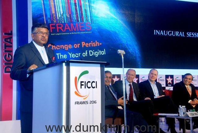 FICCI Frames 2016 -3