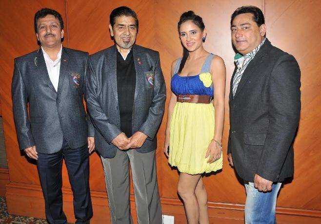 Haider Farman, Jagdish Tytler, Shweta Khanduri and Babloo Aziz