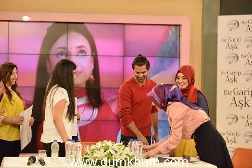 Iss Pyaar Ko Kya Naam Doon quadruples ratings of Turkish channel Kanal 7-