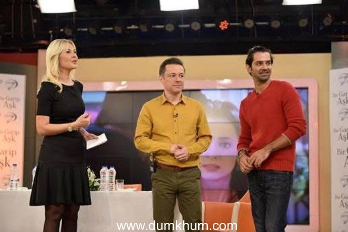 Iss Pyaar Ko Kya Naam Doon quadruples ratings of Turkish channel Kanal 7--