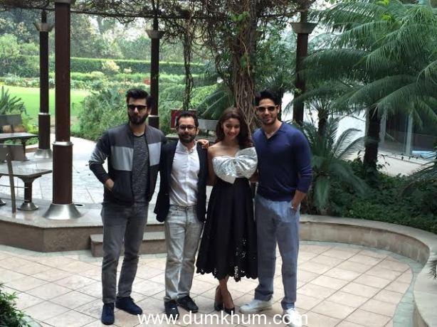 Kapoor & Sons In Delhi