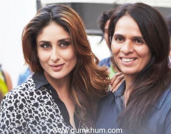Kareena Kapoor Khan turns muse for AND.