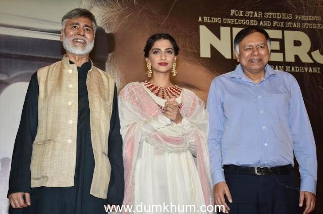 Neerja Bros with Sonam Kapoor