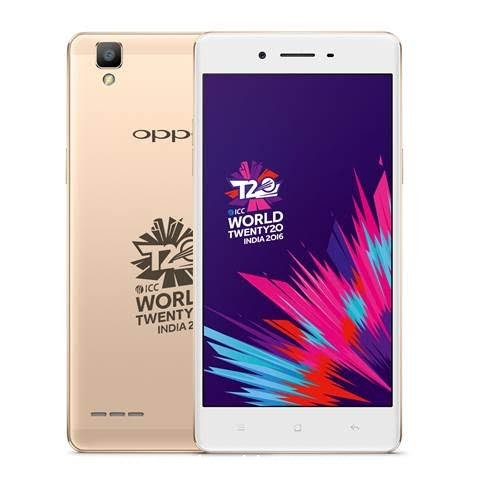 OPPO hits a master stroke with ICC WT20 2016!