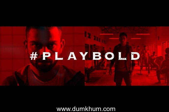 Royal Challenge Sports Drink releases the #PlayBold Anthem