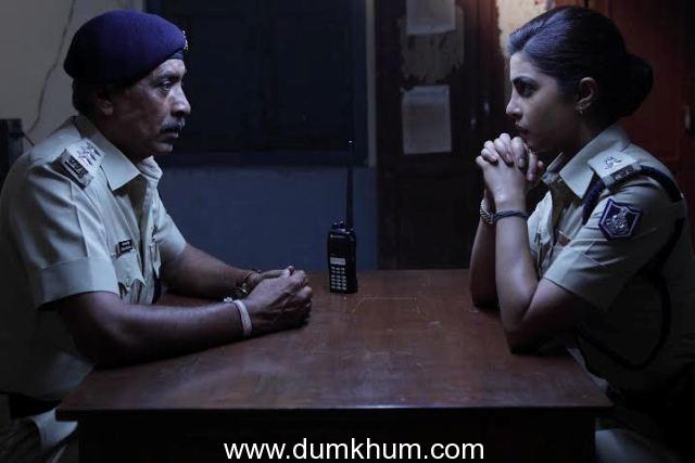Prakash Jha & Priyanka Chopra
