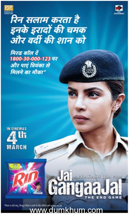 RIN in association with JAI GANGAAJAL salutes Girl Power on International Women's Day