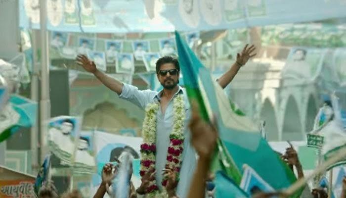 Shahrukh and Sunny Leone to shake a leg on 'Laila O Laila' for Raees!