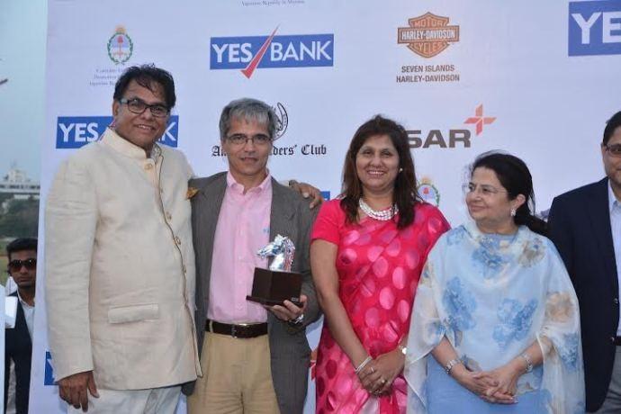 Suresh Tapuria from ARC, Alejandro Me ... ikas YES BANK and Rajshree Birla
